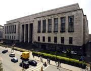 Il Palazzo di Giustizia di Milano (Fotogramma)