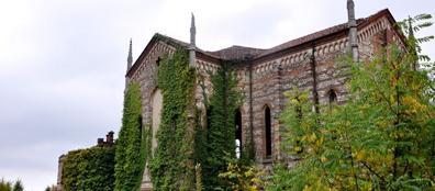 L'ex Oratorio di San Luigi a  Merate (foto Lucilla Sala)