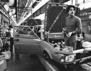 Alfa Romeo, Arese,1978 (foto Uliano Lucas)