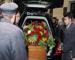 Vip ai funerali di Aldo Coppola