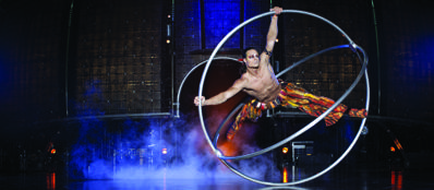 cirque du soleil italiano  Magie d' Oriente, in Italia arriva «Dralion» Spettacolo visionario ...