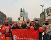Volontari di Save the Children