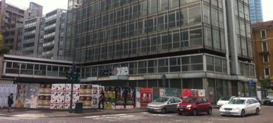 Torre galfa al lavoro per il progetto di riqualificazione for Lavoro architetto milano