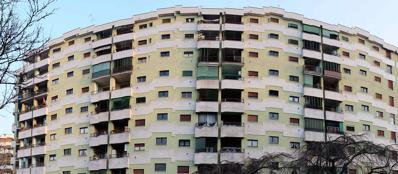 Il quartiere Quadrifoglio a Garbagnate (Fotogramma)