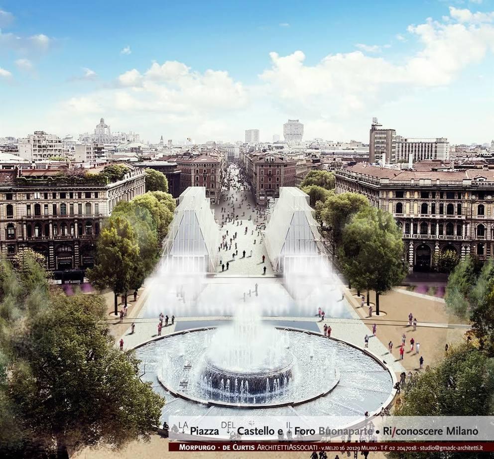 Milano ufficio stampa del comune notiziario deliapress for Ufficio stampa design milano