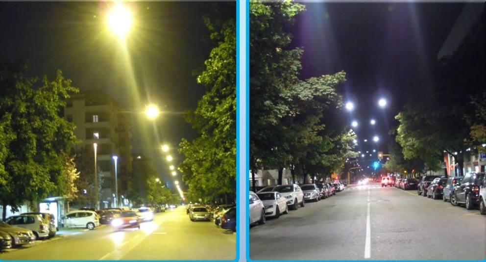 Illuminazione a led in tutta milano entro agosto 2015 for Illuminazione stradale led