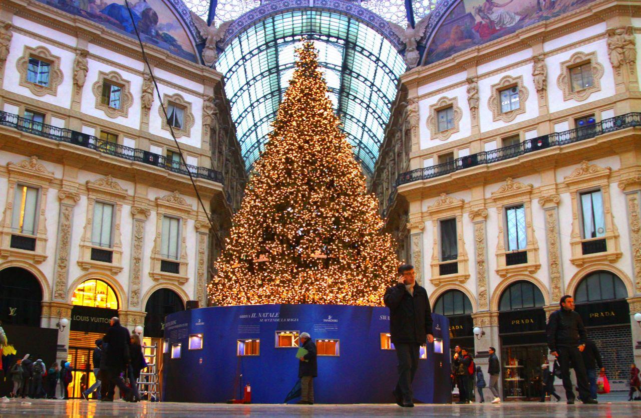 milano sâ?™illumina per le feste - protezione civile cinisello balsamo - Illuminazione Alberi Natale