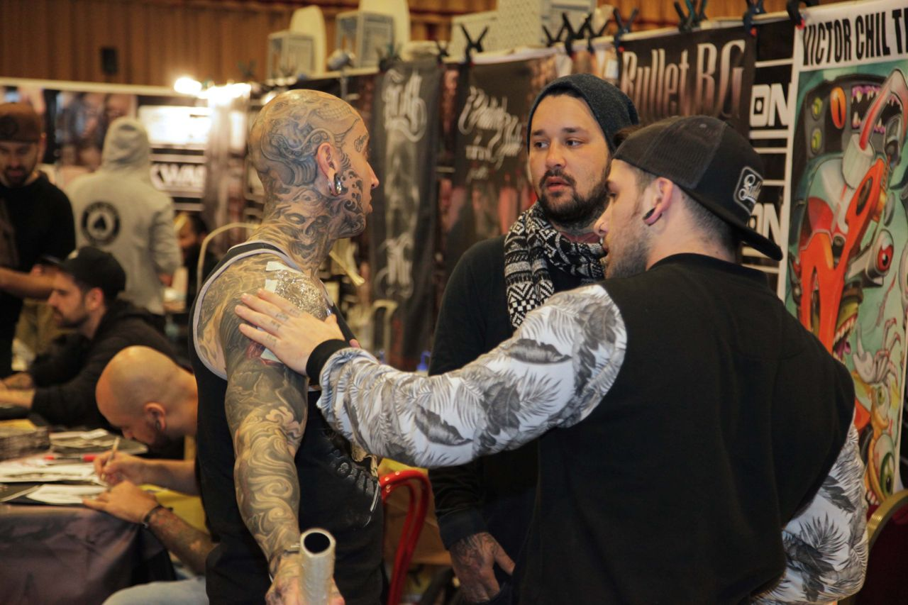 Corriere milano ultime notizie milano e provincia for La tattoo convention