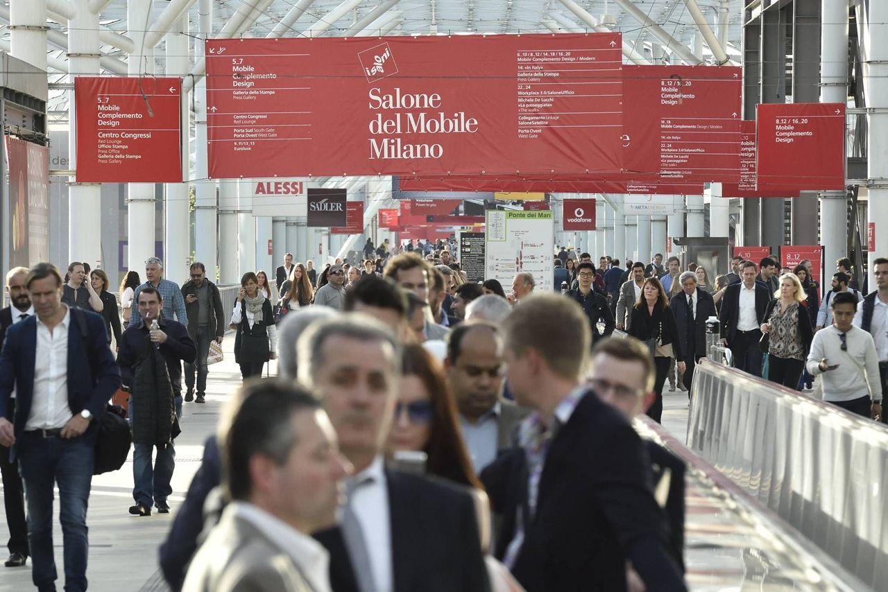 Corriere milano ultime notizie milano e provincia for Salone del mobile biglietti