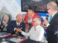 Gp Monza, il rinnovo è ufficiale Ecclestone: «Altri 100 anni»
