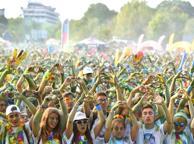 Sport, musica e solidarietà alla Color Run