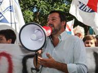 Salvini: «No profughi alla caserma Montello, pronti a bloccare le strade»