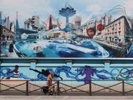 Milano che sorge dall'acqua: un'opera d'arte sui Navigli