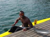 Dal Ghana all'Idroscalo, la favola del riscatto del giovane Klokpah