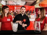 Sfida a colpi di shaker e cocktail torna Campari Barman Competition