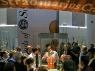 Esposto a Cremona il «Messia 1716» il violino più prezioso di Stradivari