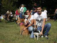 Al Forlanini cani in passerella per la sfilata «simpatia»