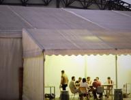 Il Palasharp ospiterà i profughi Gestione affidata ai City Angels
