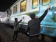 Graffiti, in due anni 160 processi Sala: rendere la vita difficile ai writer