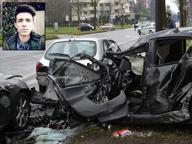 Elio, ucciso da un suv a 14 anni I due automobilisti patteggiano