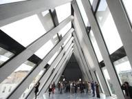 Svelata la Fondazione Feltrinelli Ecco la «piramide» di vetro