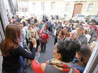 Milano, tutti in coda dall'alba per il Cenacolo di sera e scontato