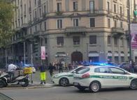 Incidente in viale Umbria, uomo travolto e ucciso da un'auto