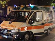 Due motociclisti a terra nella notte: uno muore, l'altro grave