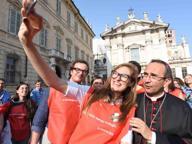 Mantova accoglie monsignor Busca il suo nuovo (e giovane) vescovo