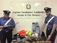 Assalto al furgone a Como, presa la «banda dei milanesi»
