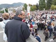 Il vescovo di Mantova a Lourdes