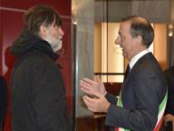 L'omaggio dei milanesi a Dario Fo Sala: «A lui pochi omaggi, rimediare»