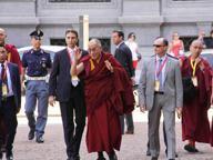 Il Dalai Lama a Rho-Fiera e il ministro cinese evita Milano