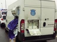 I diamanti salvati dall'assalto L'auto è stata rubata in Puglia