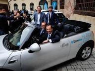 Car sharing, debutta Drive Now Disponibili 480 vetture