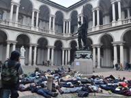 Brera, Livia Pomodoro agli studenti: «Nessuno si sposterà da qui»