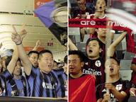 Vigilia di derby Milan-Inter Così i tifosi cinesi si dividono