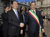 Il presidente del Vietnam incontra Sala: «Ponte economico con Milano»