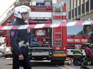 Violento rogo nel silo di una ditta Ustionati due operai, sono gravi