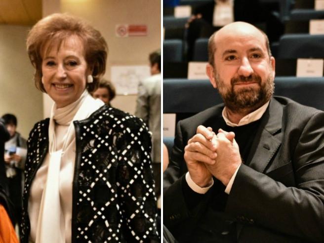 Ambrogini  d'oro:tra i 36 benemeritidi Milano anche Moratti, Lavezzi   e  Albanese Foto