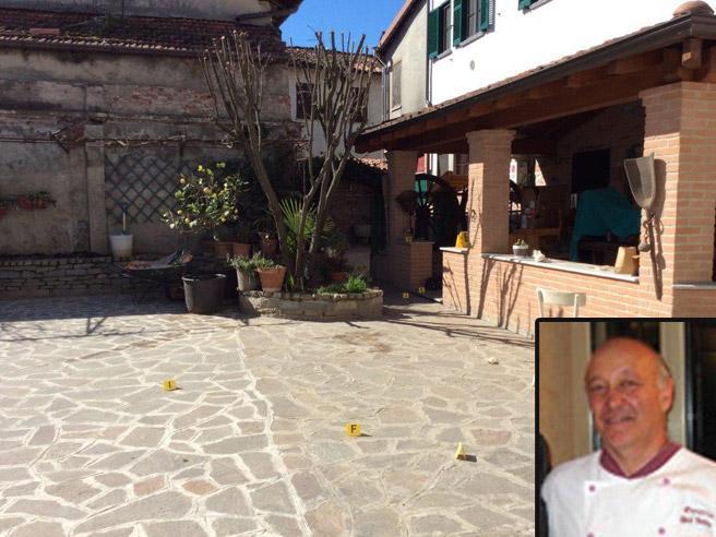 Il ristoratore che ha ucciso il ladro: «Volevano strapparmi il fucile, d'improvviso è partito il colpo»