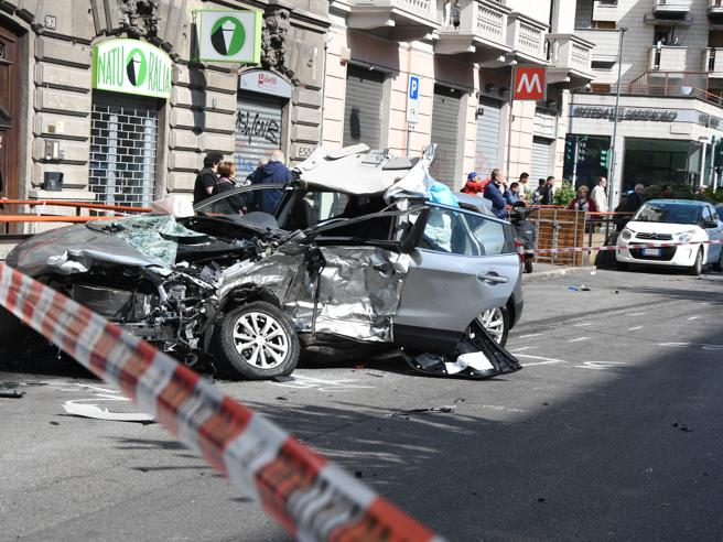 Milano, provoca incidente mortale e scappa: arrestato dopo la fuga  Foto|Video