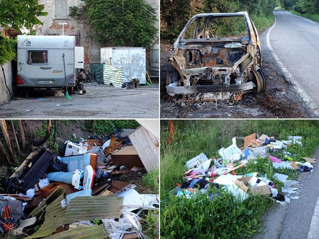 Milano,  rom condannati a risarcire il Comune: 300 mila euro|Le foto