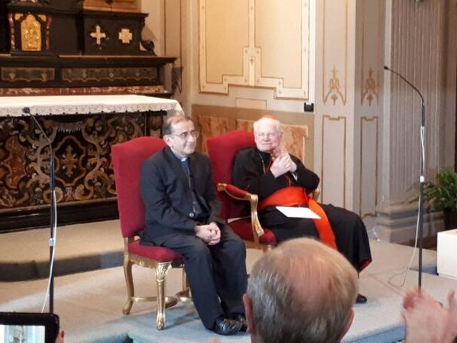 Milano,  arriva mons. Delpini «Io arcivescovo, non so se sarò all'altezza»|Dal  galateo alla bici: 10 cose su don Mario
