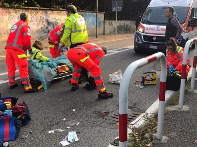 Monza, morta la ragazza investita sulle strisce dall'auto della  compagna di scuola