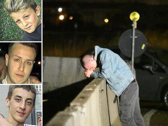 Saronno, Luca sopravvissuto alla strage: «Sono morti, voglio solo dormire» Le foto