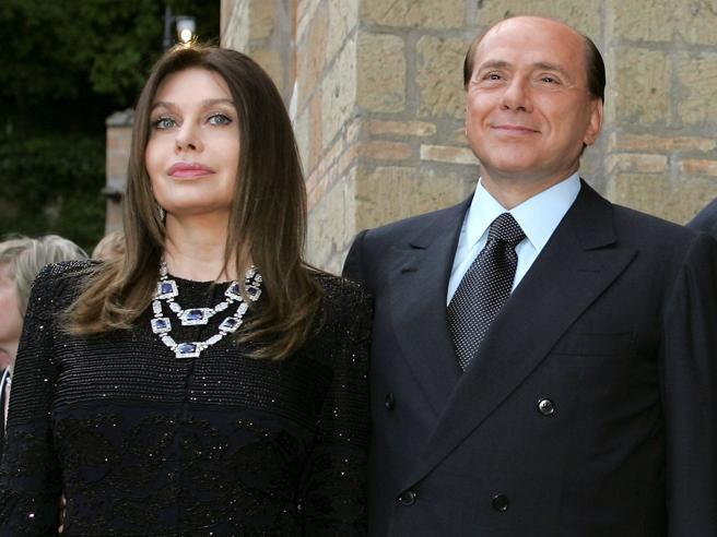 Berlusconi e l'assegno per divorzio. Veronica Lario: richieste surreali