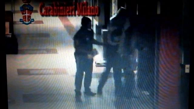 Operazione dei carabinieri contro furti e rapine con spaccata a ...
