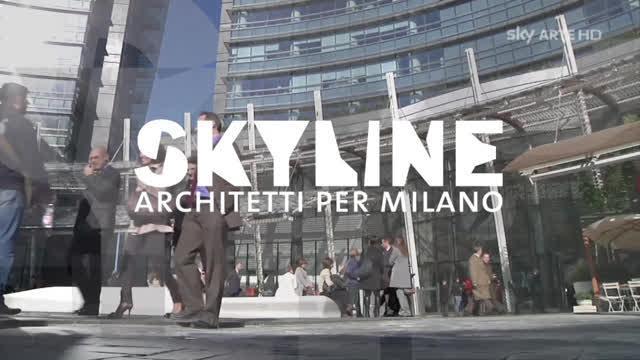 Skyline architetti per milano corriere tv for Sito per architetti