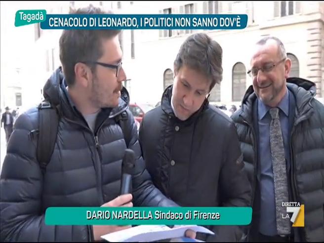 Il Cenacolo di Leonardo? Per il sindaco di Firenze Nardella è in Toscana